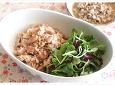 어린잎 비빔밥과 두부장 만드는법, 새싹비빔밥, 영양 다이어트식