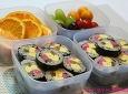 나들이갈땐 간편하게~남은 곤드레밥으로 만든 김밥도시락