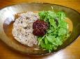 육포고추장 비빔밥