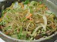 추석 음식 잡채, 맛있게 만드는 법