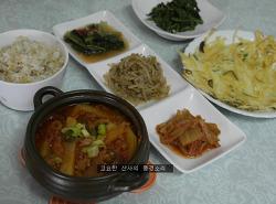 백 선생 집밥3, 감자채 전의 변신 새둥지전