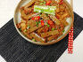 [김치도토리묵무침]도토리묵의 맛있는 변신, 김치도토리묵무침
