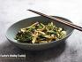아삭하고 맛있는 동남아요리~공심채 버섯 볶음, 모닝글로리 볶음