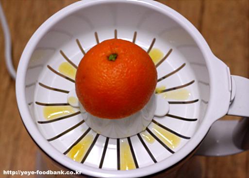 오렌지파운드케이크-전자렌지로 3분 뚝딱..