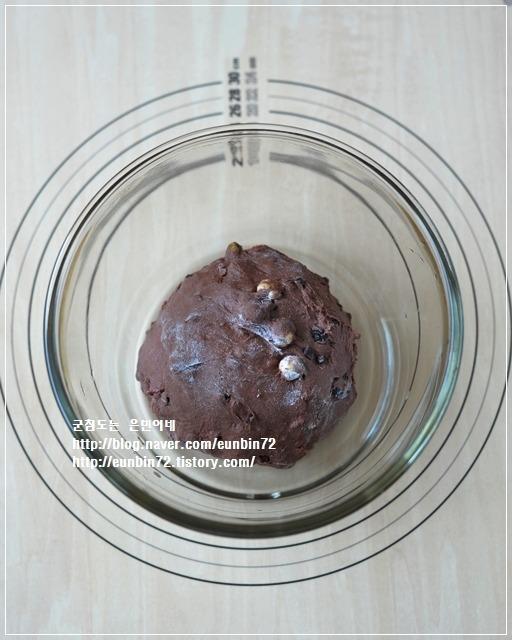 천연효모빵 쁘띠 쇼콜라 깜빠뉴