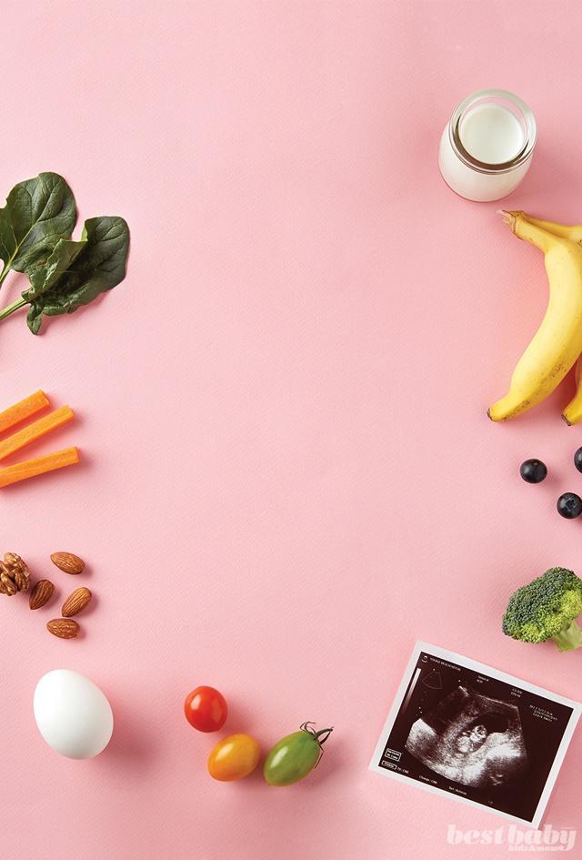 모유수유맘을 위한 음식 섭취 가이드